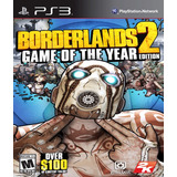 Borderlands 2 Ultimate Edition Ps3 Español Gcp