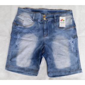 Shorts Plus Size Jeans - Do 56 Ao 60