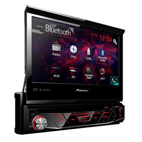 Dvd Player Pioneer Avh-3180bt 7 Polegadas Bluetooth Aux Usb