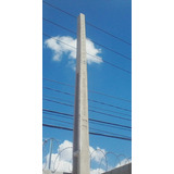Poste De Concreto Duplo T 600dan X 9m - Eletropaulo