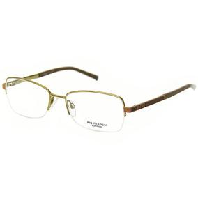 Oculos Quadrado Marron Ana Hickmann - Óculos no Mercado Livre Brasil e739d24343