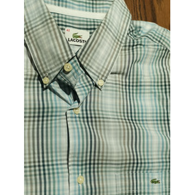 Camisa Lacoste 42 Original (no Tommy, Zegna, Polo)