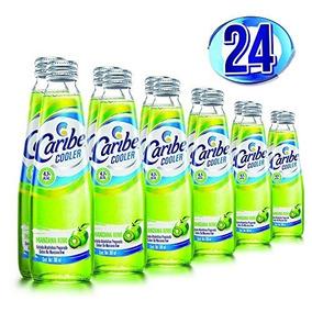 Caribe Cooler Manzana Verde-kiwi 300 Ml 24 Pack