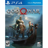 God Of War Ps4 Digital Gcp