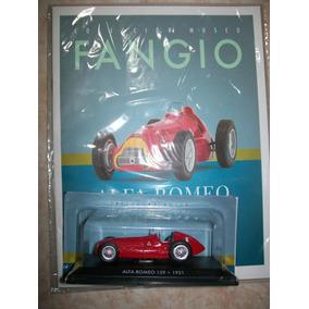 Alfa Romeo 159 (1951) 1:43 , Coleccion Museo Fangio N°1