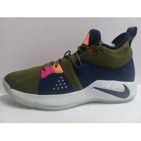 Tenis Para Basquetbol Nike Pg2 Acg Originales.