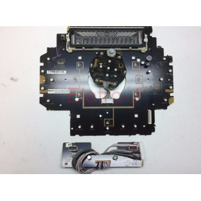 Placa Frontal Display Painel Som Sony Hcd-gtr333 Hcd-gtr555