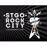 Entrada Stgo Rock City - Guns N´roses + The Who- Cancha