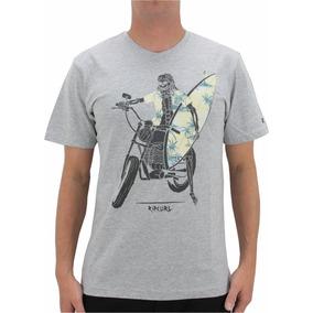 455bebaa9f176 Camiseta Rip Curl Bali Beer Barrel - Camisetas e Blusas no Mercado ...