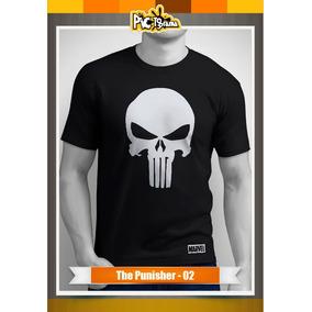Camiseta Comic - The Punisher Marvel 42c092e006014