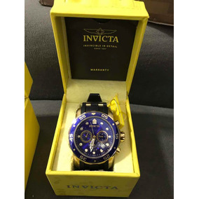 Relógio Invicta Pro Diver Original Ref:17882 Calibre Vd53