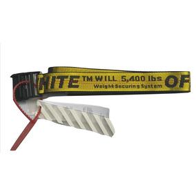 Cinturón Off White Belt Envio Gratis