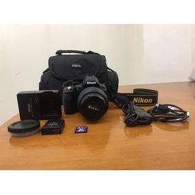 Camara Fotografica Profesional Nikon D3100