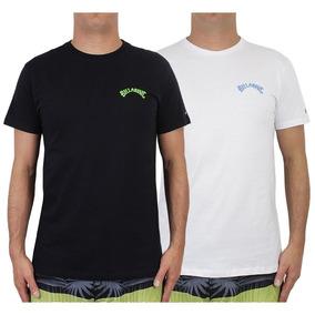 Camisetas Billabong Arch 2 Kit Com 2 Peças 901fa897f67
