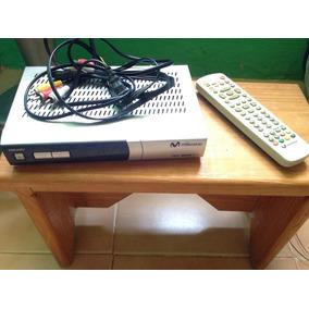 Decodificador Movistar Prepago Con Antena