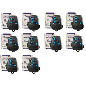 10 Controle Remoto Peccinin Para Portão Eletrônico (preto)