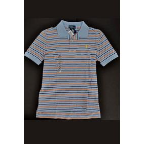 Camisa Polo Ralph Lauren Rugby Listrado fa823a58665