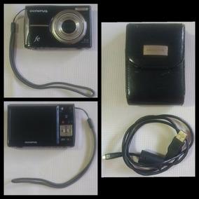 Camara Fotográfica, Marca Olympus De 12 Mp