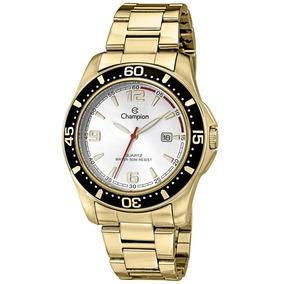 65062df0978 Relógio Feminino Dourado Fosco Champion - Relógios De Pulso no ...