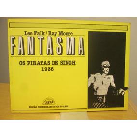 Álbum Hq Fantasma - Os Piratas De Singh (1936), Falk & Moore