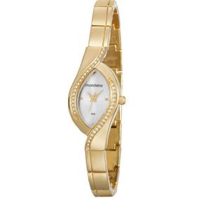Relógio Mondaine Feminino 53565lpmvde1 Dourado
