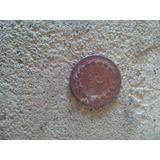 Moneda De 5 Centavos Año 1948 Salvadoreña