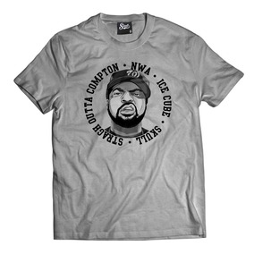 d083852645872 Camiseta Eazy-e Ice Cube Rap Big Nwa Compton Swag Old School