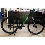 Bicicleta 29 Ksw Xlt 24v Shimano Altus Freios Hidrau C/ Trav