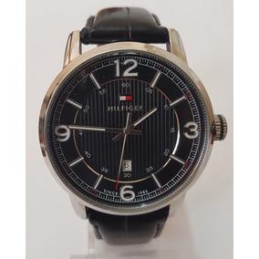Relógio Tommy Original Usado Perfeito Estado C Caixa + Brind
