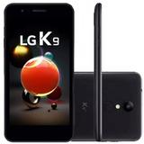 Celular Lg K9 Tv Dual Chip Preto Tela 5 4g 16gb And