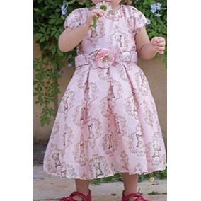 Vestido Infantil Casual