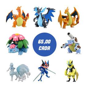 Boneco Pokemon Moncolle Charizard Mon Collection Takara Tomy