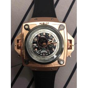 Reloj Hublot Pesado Metal Patek Audemars Piguet Mille Rolex