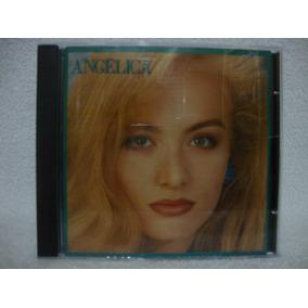 Cd Original Angélica- 1992- Com Blue Jeans
