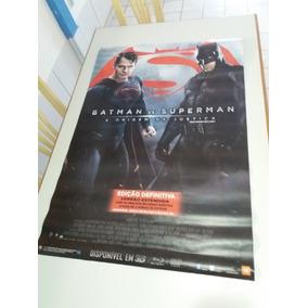 Batman Vs Superman Poster Original