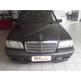 Mercedes-benz C 180 1.8t 16v Cgi 1998
