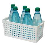 Organizador Canasta Plástico Canasto Angosto Japón