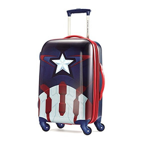 American Tourister Marvel Spinner De 20 Pulgadas, Equipaje,