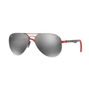 cc653561f25 6g Fibra De Carbono Ray Ban Rb8305 083 - Óculos no Mercado Livre Brasil