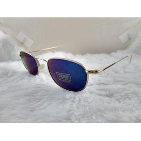 Óculos Sol Lentes Azl Vintage Metal Legítimo Benetton 1800c3 6b29b48a3f