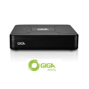 Gravador Hvr Dvr Giga Security Dvr 04ch Hd 720p Open Gs0083