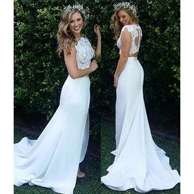 Vestidos de novia cortos para civil