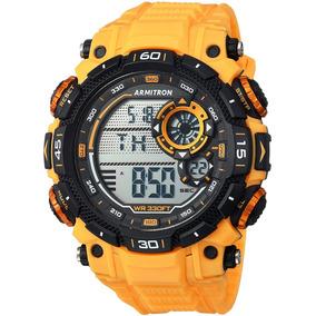 Reloj Armitron Amarillo Sport 40/8397ylwDigital