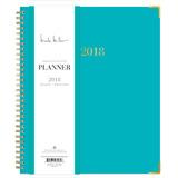 Nicole Miller Para Blue Sky 2018 Planificador Semanal Y M
