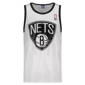 Regata Nba Brooklyn Nets First Branca 9880090f748ae