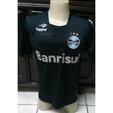 Camisa Gremio Black Preta no Mercado Livre Brasil cf820f17b0f5c