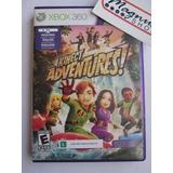 Kinect Adventures Para Xbox 360 Juego Completo En Español