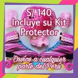 Patines Soy Luna + Kit De Protección