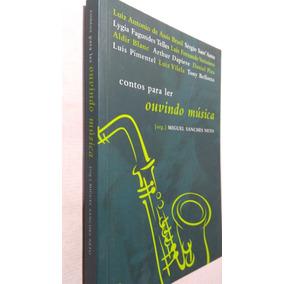 Livro Contos Para Ler Ouvindo Musica - Jorge J - Disx