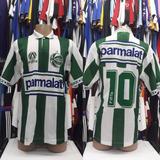 Camisa Juventude - Finta- G - 1995 - Nº 10 (pintado)